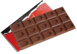 Čokoládové tabulky