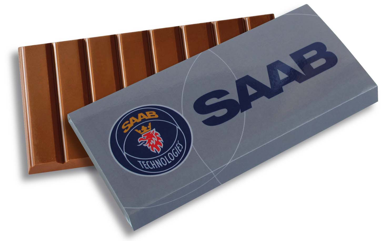 Čokoláda 240g se zalaminovaným rukávem