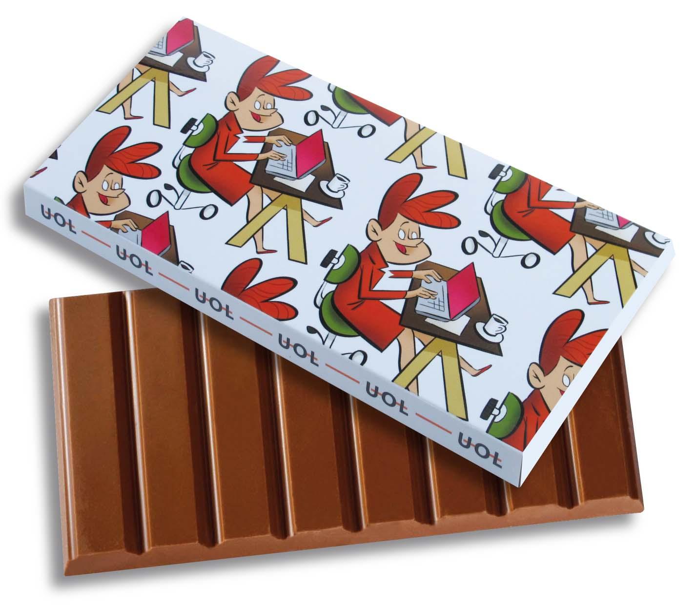 Čokoláda 240g v papírové krabičce