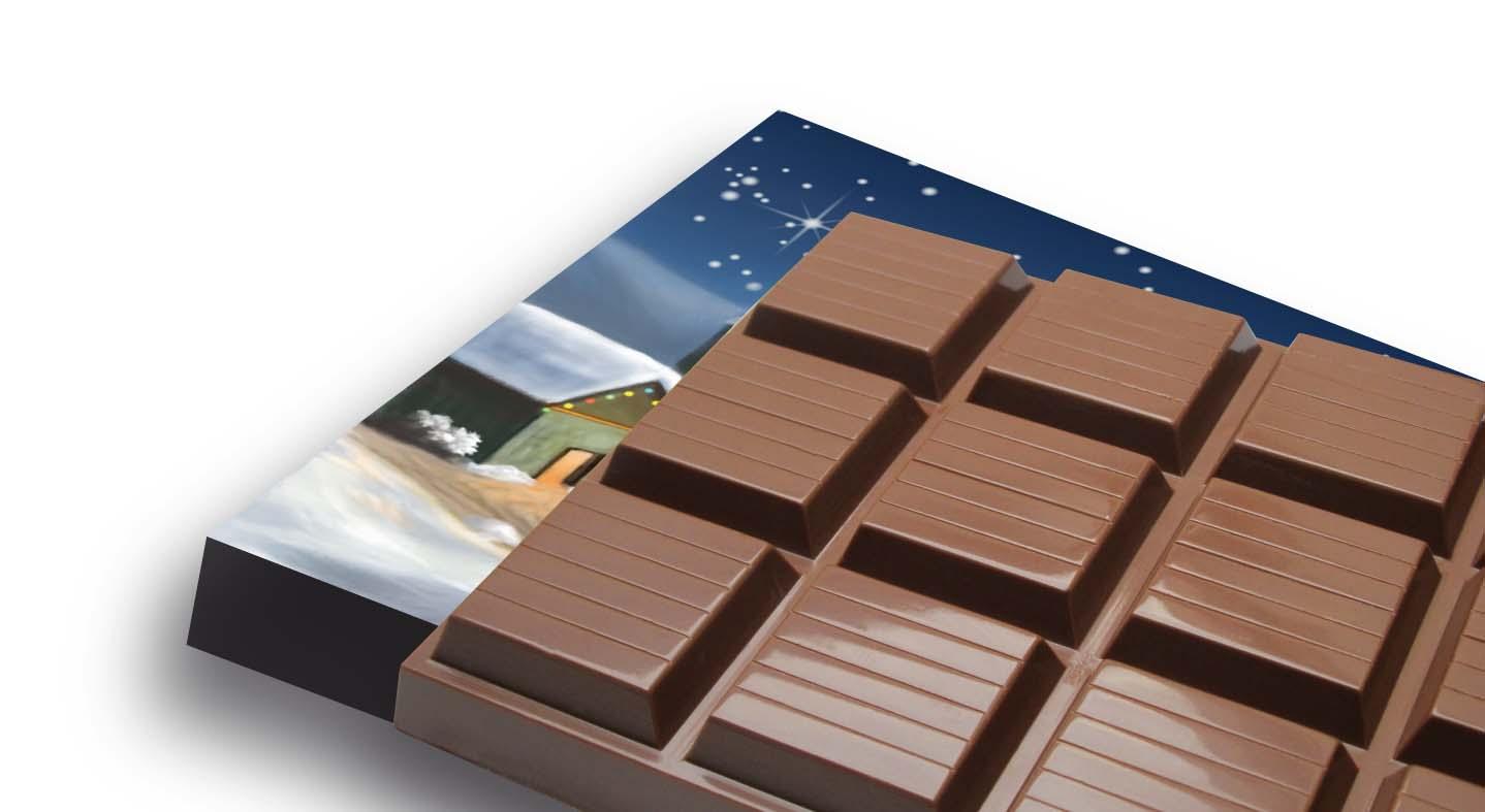 Čokoláda  1kg