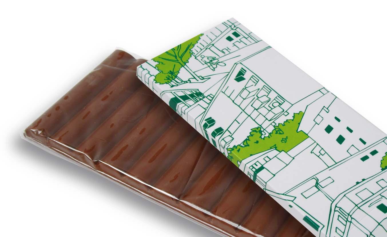 Čokoláda 160g v papírové krabičce