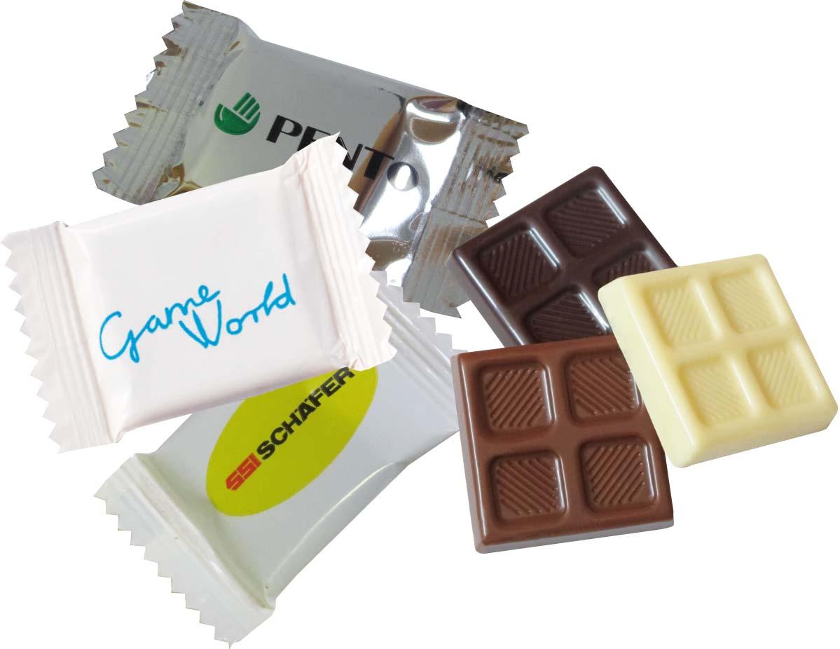 Čokoláda 5,5g flowpack