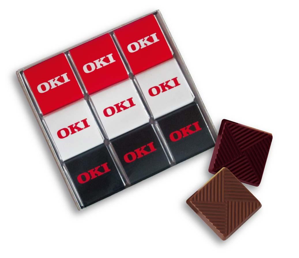Čokoládová sada 9x5g