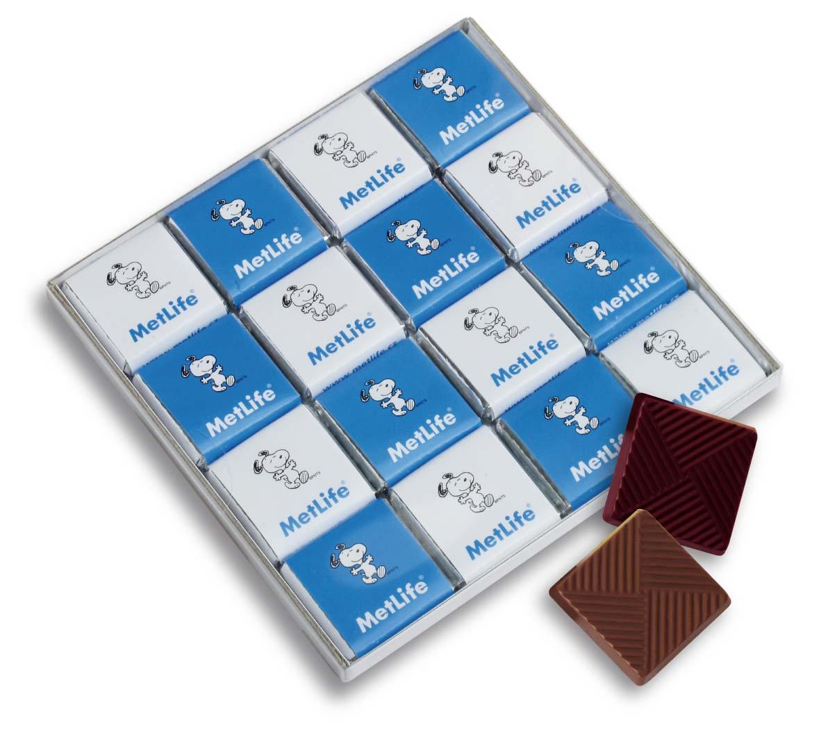Čokoládová sada 16x5g