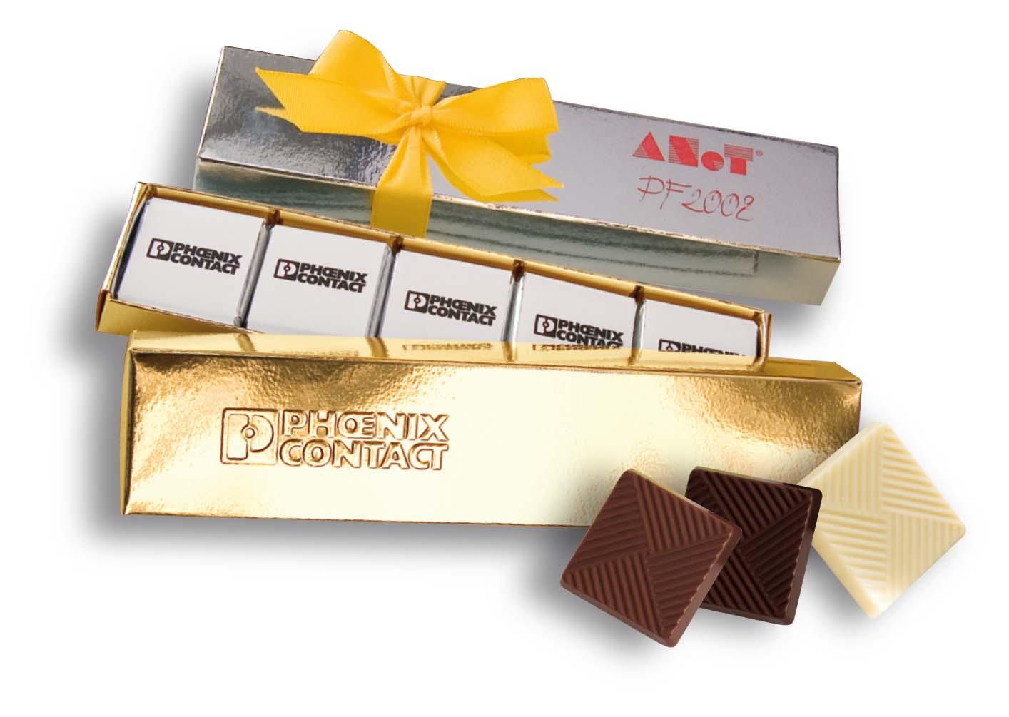 Čokoládová cihlička 10x5g