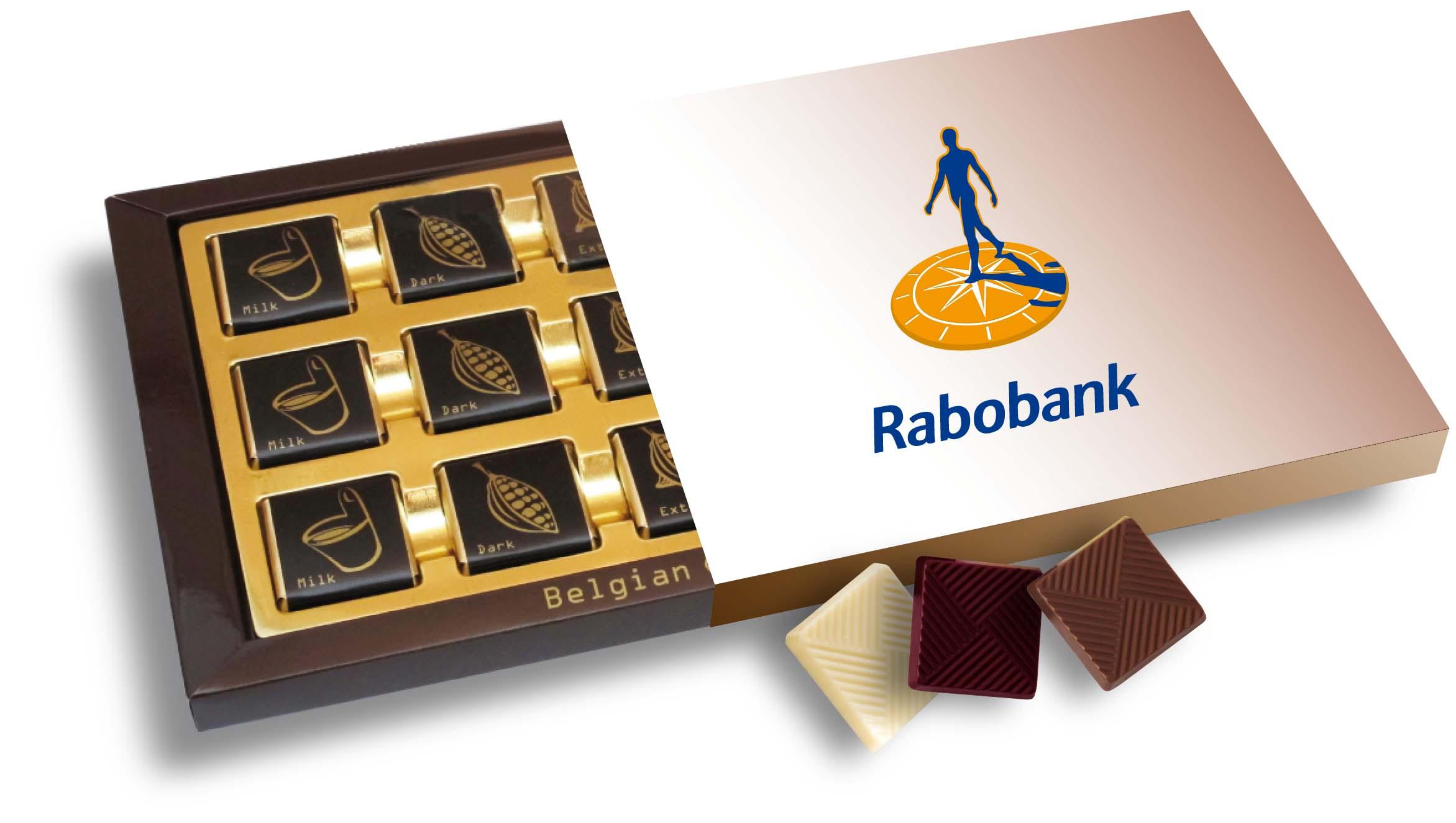Čokoládová sada 15x5g rukáv