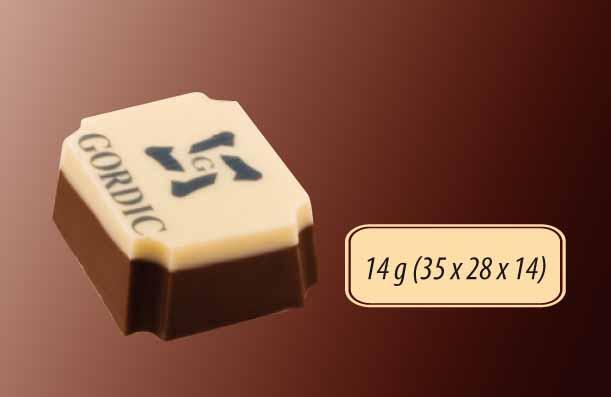 Čokoláda 14g