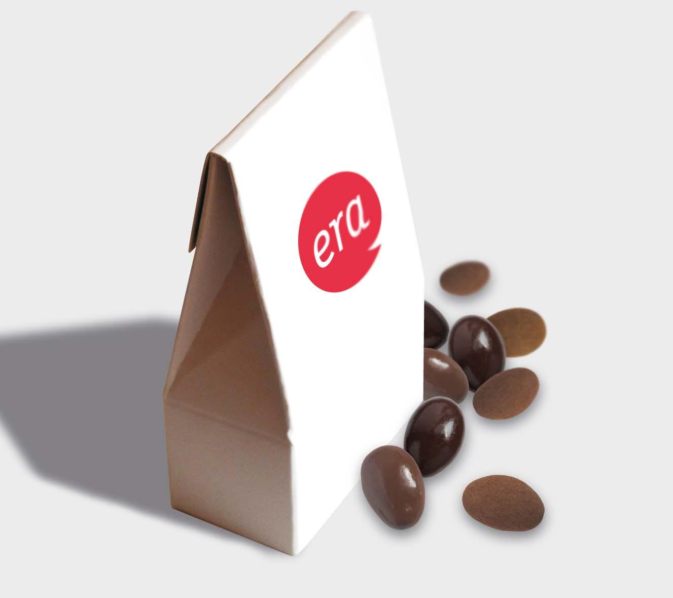 Mandle v čokoládě krabička 50g